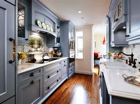 galley kitchen ideas 7 steps to create galley kitchen designs theydesign