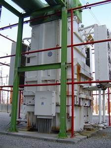 500 Kva Substation Transformer 500000 Volts From Nuclear Plant