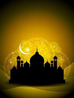 islamic ramadan kareem  eid mubarak card