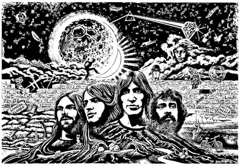 To Print This Free Coloring Page «coloring-pink-floyd