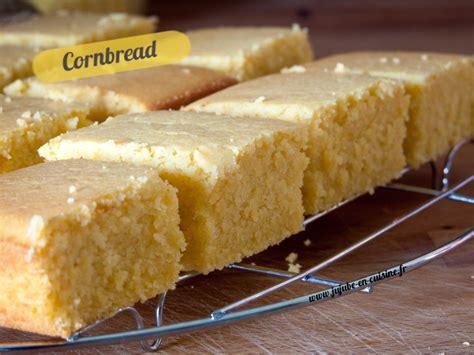 recette cuisine amerindienne recette de cornbread de maïs simple rapide et