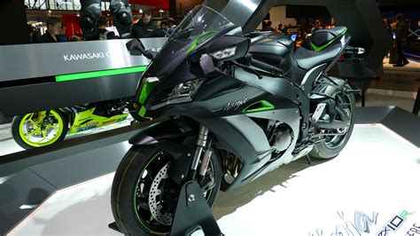 Kawasaki Zx 14r 4k Wallpapers by 2018 Zx10r Wallpapers 79 Images