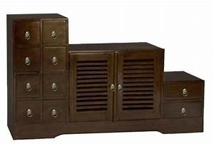 Meuble Tv Ethnique : tr s beau meuble tv ou rangement vide appartement ~ Teatrodelosmanantiales.com Idées de Décoration