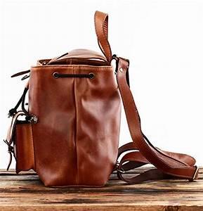 Sac À Dos Baroudeur : paul marius petit sac dos en cuir couleur naturel style vintage le baroudeur accessoires mode ~ Mglfilm.com Idées de Décoration