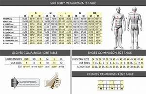 Up To Date Sparco Suit Sizing Chart Sparco Kart Suit