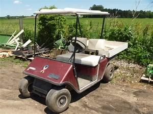 1989 Ez Go Textron Golf Cart Wiring Diagram