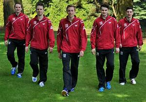 England table tennis team to play Commonwealth Games warm ...
