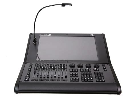 Acc Lighting by Road Hog 4 Control Console Road Case Not Included