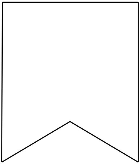 blank banner template blank banner templates free design templates