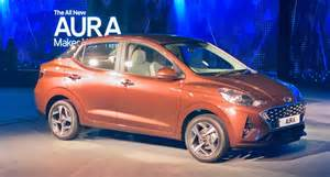 Hyundai Aura Compact Sedan Launched In India Priced From