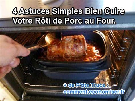 comment cuisiner un roti de porc 4 astuces simples bien cuire votre rôti de porc au four