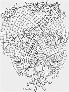 Crochet Art  Crochet Tablecloth Pattern