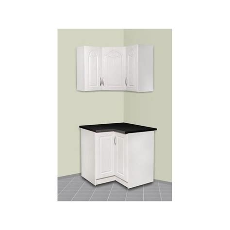 etagere angle cuisine meuble de cuisine d 39 angle haut et bas dina achat vente