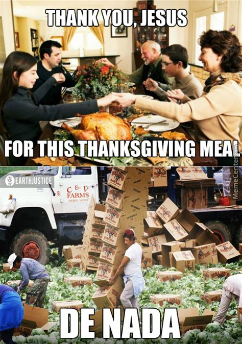 Mexican Thanksgiving Meme - de nada memes best collection of funny de nada pictures