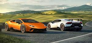 Lamborghini Huracan Performante officially revealed ...