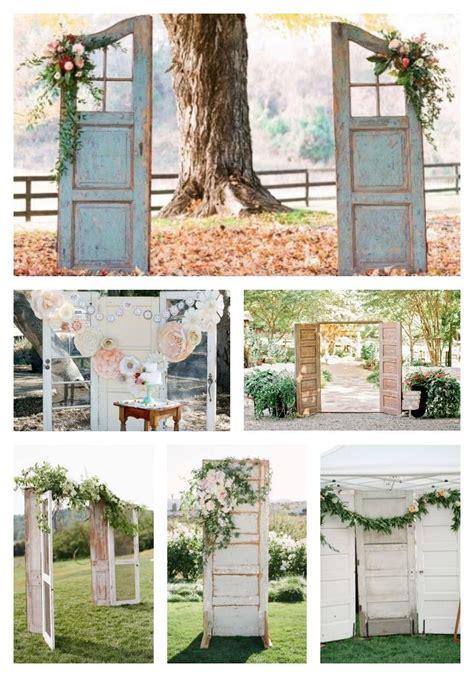 10 Best Ideas About Old Doors Wedding On Pinterest