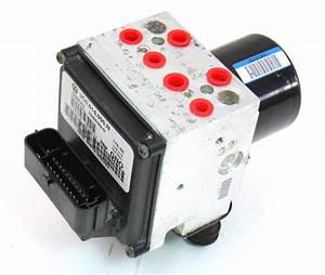 Abs Pump  U0026 Control Module 06-07 Vw Passat B6