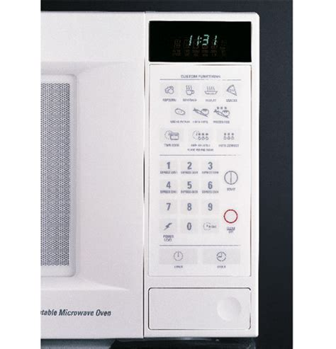 ge countertop microwave oven jeswc ge appliances