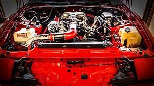 Pontiac Firebird 1989 Engine 2 8l