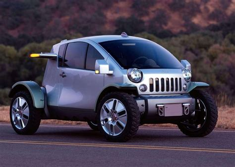 2015 Jeep B-suv Will Be Trail-rated