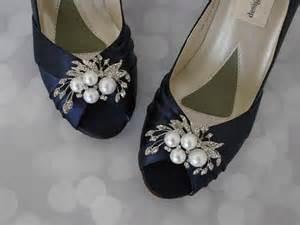 navy wedding shoes wedding shoes navy wedding shoes pearl bridal shoes