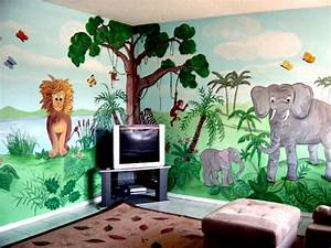 africa jungle savannah more than 70 amazing ideas for With fantastic jungle theme wall decals for kids room