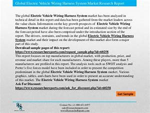 Global Electric Vehicle Wiring Harness System Market