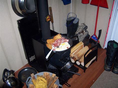 small cabin wood stove setup small cabin forum