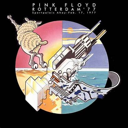 Floyd Pink Rotterdam Ace Bootlegs 1977 Artwork