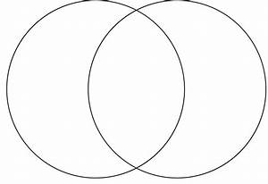 Blank Venn Diagram That You Can Type In