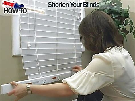 how to shorten faux wood blinds 95 best images about diy window ideas on