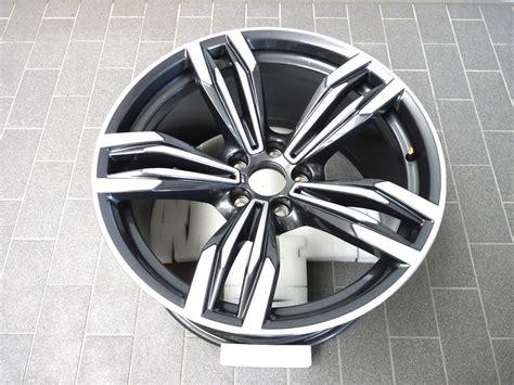 bmw m6 felgen original bmw m6 gran coupe 433 10 5 x 20 zoll alufelge felge wheel 2284451 ebay