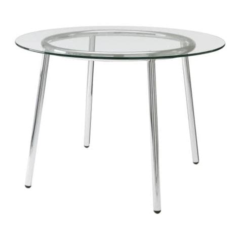 table ronde de cuisine ikea salmi table ikea