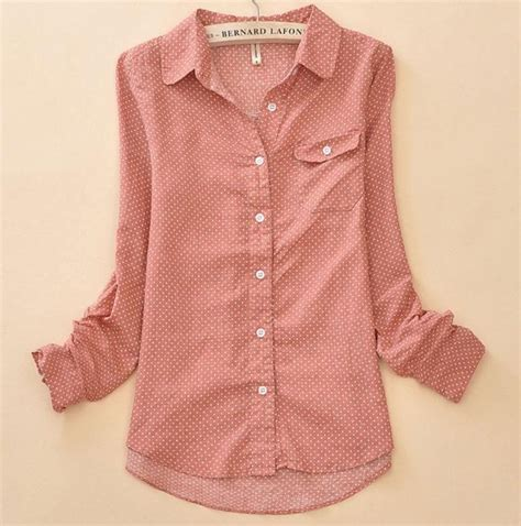 womens oxford blouses cotton shirts for artee shirt