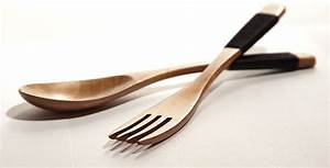 Wooden Forks and Spoons – No More Metal Taste   Asia by Frida