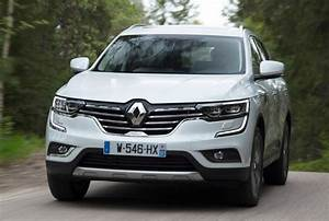 Renault Koléos Initiale Paris : official 2017 renault koleos initiale paris ~ Gottalentnigeria.com Avis de Voitures