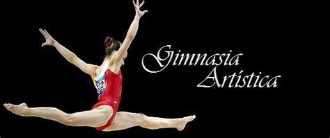 gimnasia artistica femenina aparatos de gimnasia artistica