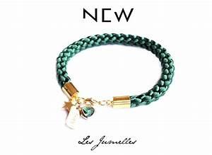 Bracelet Tendance Du Moment : bracelet fantaisie vert bijoux fantaisie ~ Dode.kayakingforconservation.com Idées de Décoration
