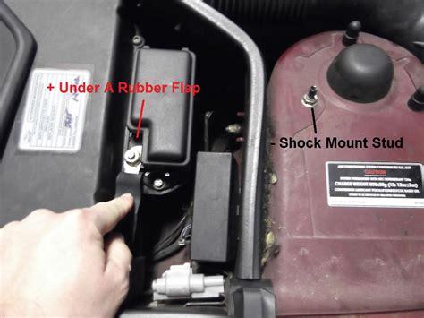 underhood battery terminals jaguar forums jaguar