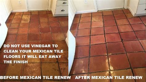 how to clean tile floors with vinegar and baking soda how to clean mexican tile lsmason