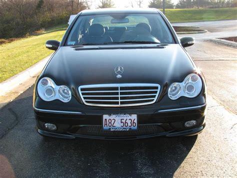 2005 Mercedes-benz C230 Kompressor Sport Sedan