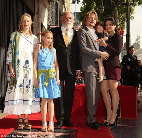 clytie lane sophie lane nolte nick nolte gets star on the hollywood walk of fame daily