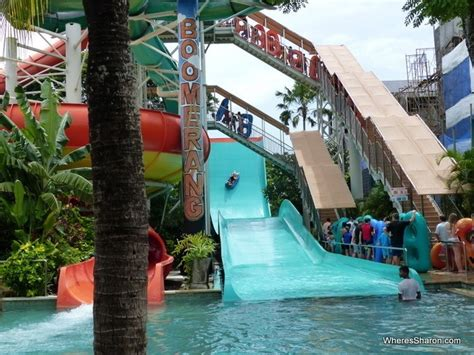 Making A Splash At Waterbom Bali The Best Water Park In