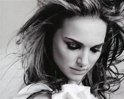 Uniquepic Natalie Portman For Elle February