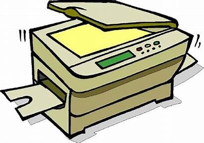 Clipart Xerox Copy Cliparts Imprimante Clip Printer
