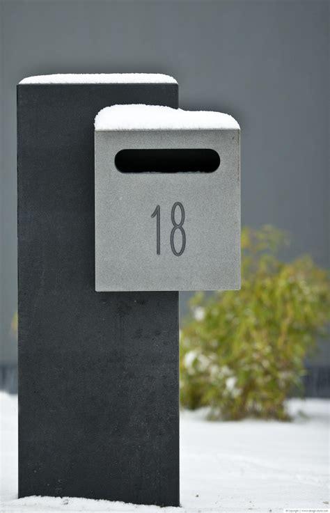 boite aux lettres en bleue belge naturelle belgique design