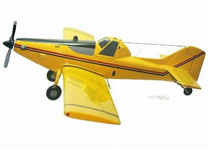 Duster Crop Clipart Yellow Thrush Plane Cropduster