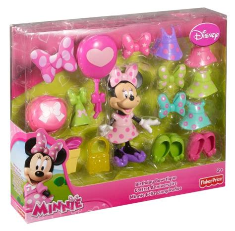 jeux de minnie cuisine fisher price disney s minnie mouse birthday bowtique buy in uae products in the