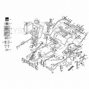 Westwood T1600 36 U0026quot  Tractor  T160036  Parts Diagram  Page 3