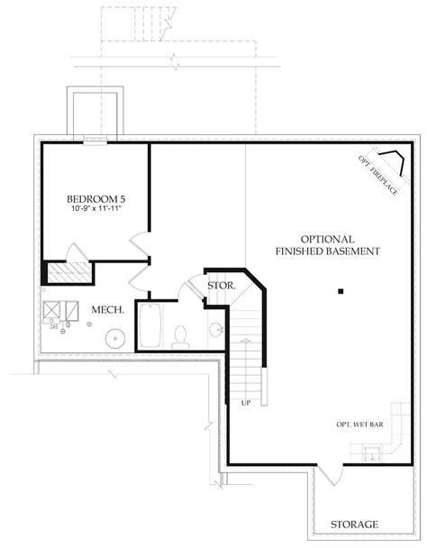 daylight basement floor plans basement floor plans cool for inspirational home